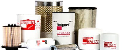 R & M Diesel Parts and Services of Arkansas sells and uses Fleetguard Filter for Particulate, Fuel, Cooling, Oil and other Diesel Filters.